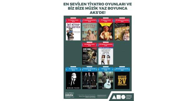 İstanbul'un yeni kültür sanat merkezi AKS