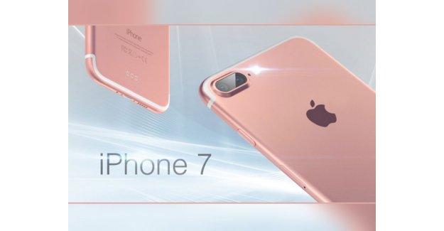 İşte İphone 7'nin tasarımları