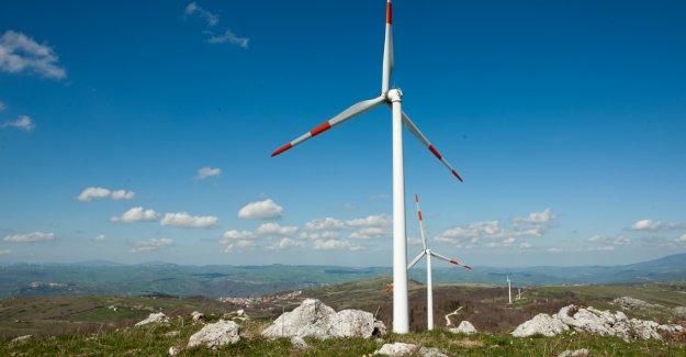 İtalyan Rüzgar Enerjisi Devi, Yatırımları ile Türkiye'de