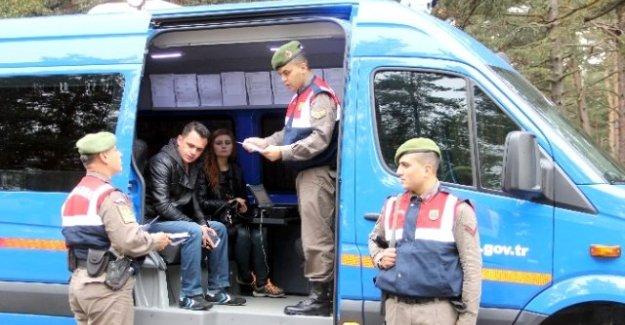 Jandarmadan Mobil Karakol