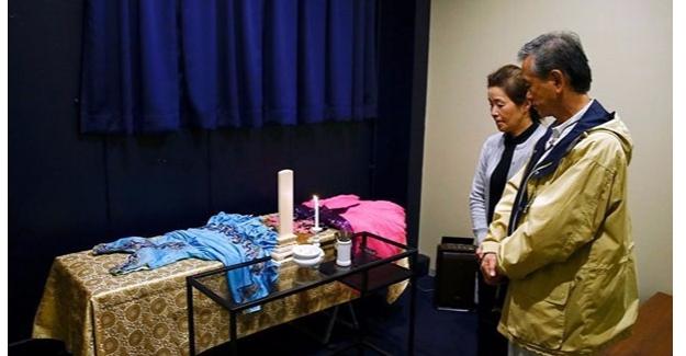 Japonya'da Ceset Otelleri Açıldı