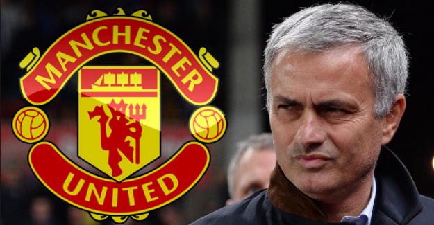 Jose Mourinho, Manchester United'da!