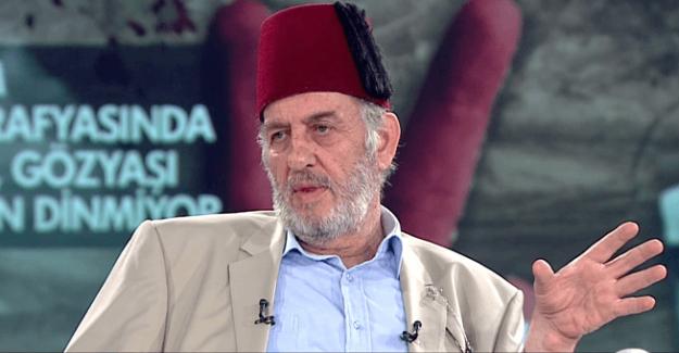 """Kadir Mısıroğlu'ndan Davutoğlu'na : """"Şeytanın Adem'e secde etmemekteki mantığı gibi"""""""