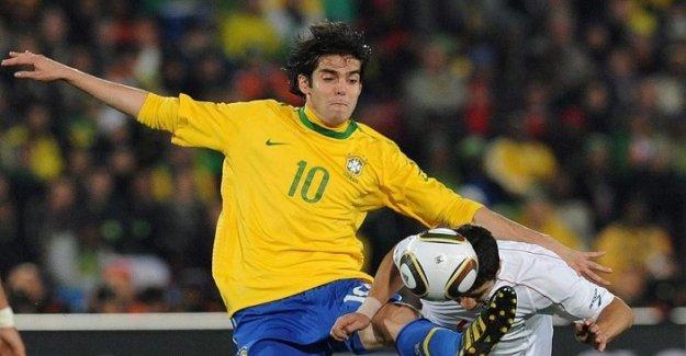 Kaka Brezilya kadrosuna alındı
