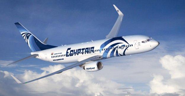 Kaybolan Mısır uçağından üzücü haber!