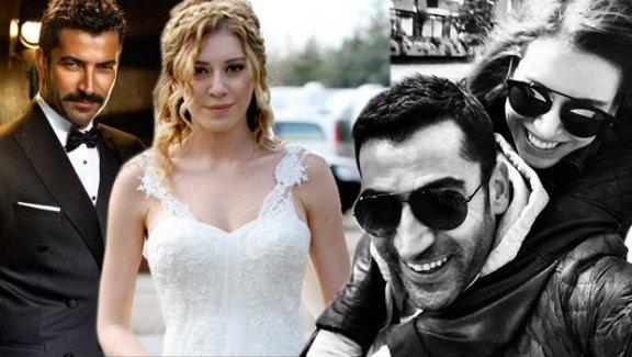Kenan İmirzalıoğlu ve Sinem Kobal sonunda evlendi