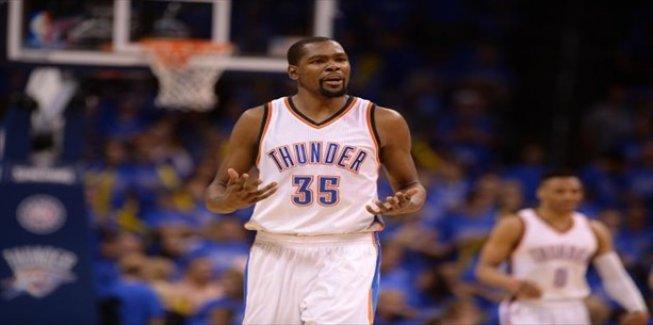 Kevin Durant final hakkında konuştu