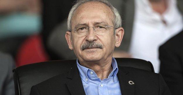 Kılıçdaroğlu: Dokunulmazlığım kalkarsa AYM'ye başvurmayacağım