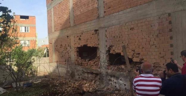 Kilis'e 2 katyuşa roketatar mermisi düştü: 4 yaralı