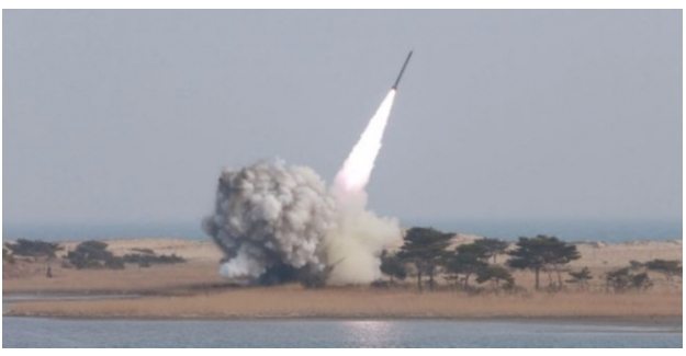 Kuzey Kore nükleer füze deniyor!