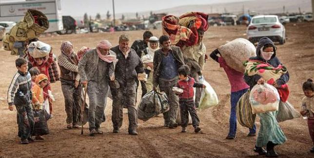 """KYB, """"Türk askeri 700 metre Suriye topraklarına girdi"""""""