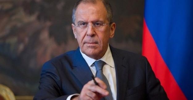 Lavrov: Suriye görüşmelerine Müzakere Yüksek Komitesi'nin kaprisleri engel oluyor