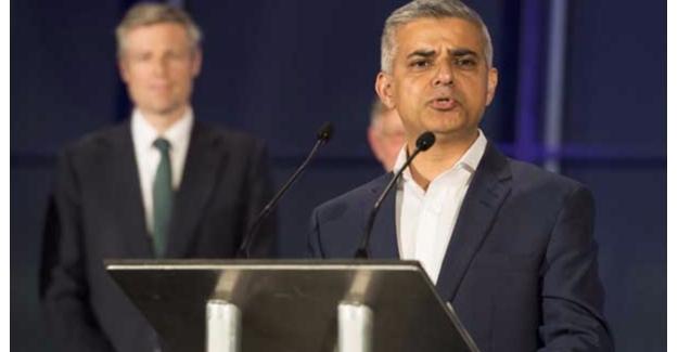 Londra'da ki ilk müslüman belediye başkanı