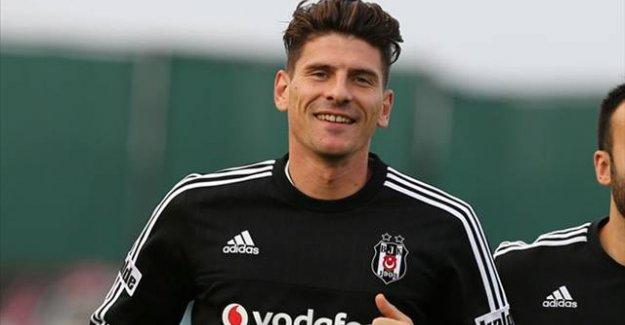 Mario Gomez Beşiktaş'ta Kalırım Ama?