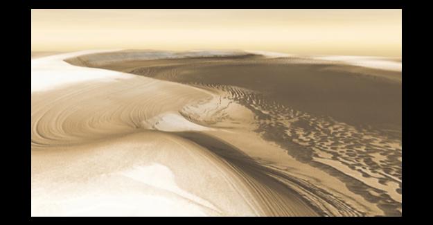 Mars yılar geçtikçe yaşanılabilir bir yer oluyor!