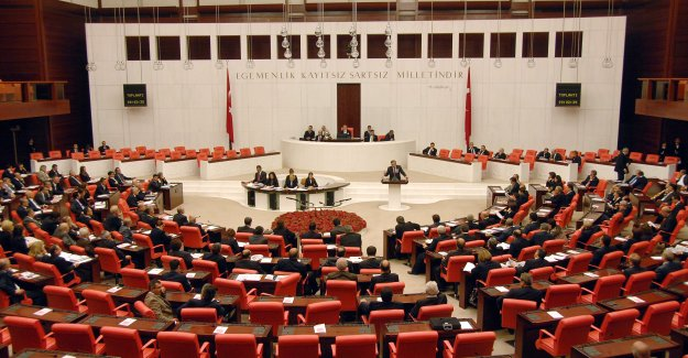 Meclis 2 partili, Erdoğan başkan olacak