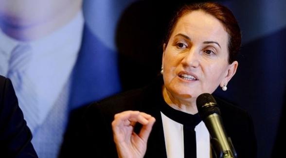 MHP'li Meral Akşener'den olağanüstü kongre tweeti geldi