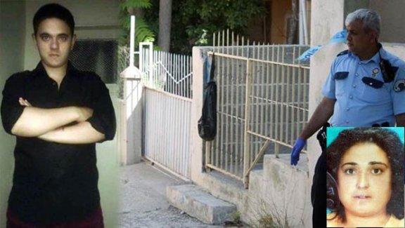 Mersin'de vahşet: Annesini öldürüp başını kapıya astı!