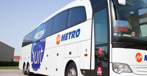 Metro Turizm'de yaşanan iğrenç taciz olayında flaş gelişme