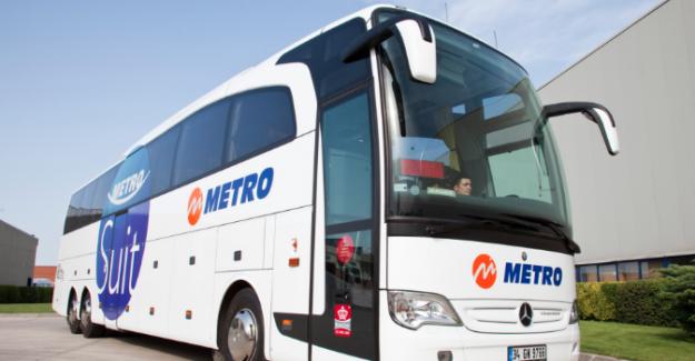 Metro Turizm yolcusuna muavinden iğrenç taciz