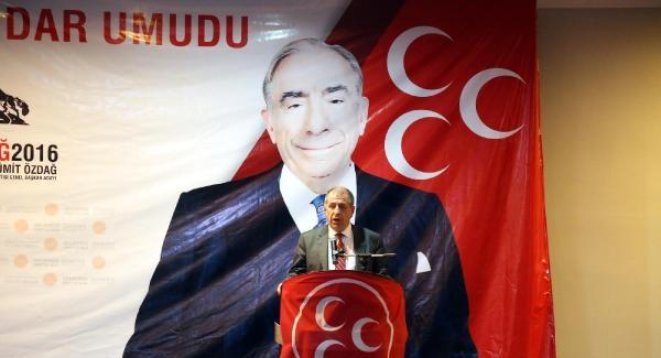 MHP'li Özdağ: Bu partinin artık kadınlardan özür dilemesinin vakti gelmiştir