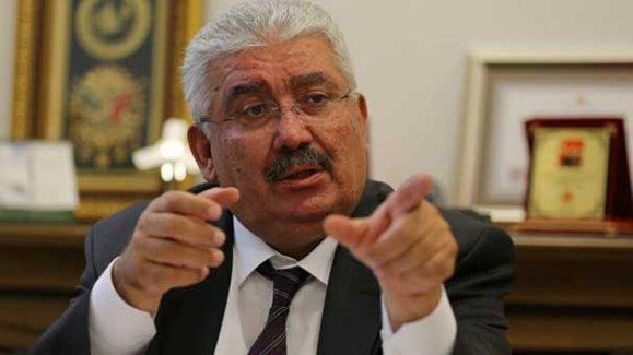 MHP'li Yalçın: Başkanlık Sistemi'ne de, Partili Cumhurbaşkanlığı'na da karşıyız