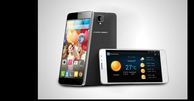 Mobil Dünyanın En yeni Oyuncusu : General Mobile GM 5 Plus