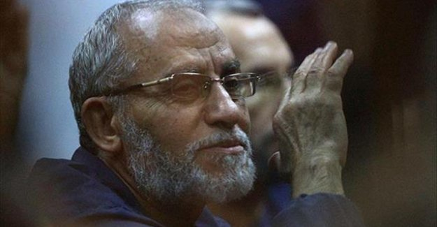 Müslüman Kardeşler'e bir müebbet daha