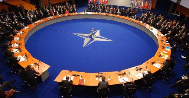 NATO'nun Kilis yorumu