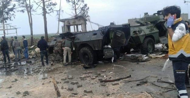 Nusaybin'de PKK tuzağı: 1 Şehit