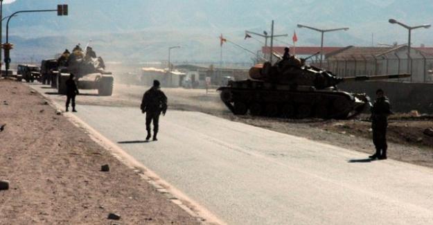Nusaybin'de askere hain tuzak: 1'i ağır 4 yaralı!
