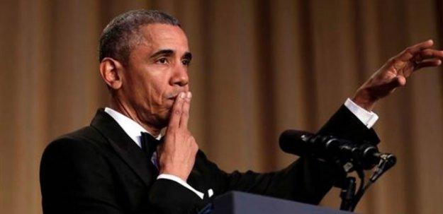''Obama kaçar''