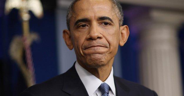 Obama'ya 'IŞİD' davası