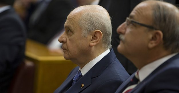 """Oktay Vural: """"MHP artık bitti"""" dedi"""