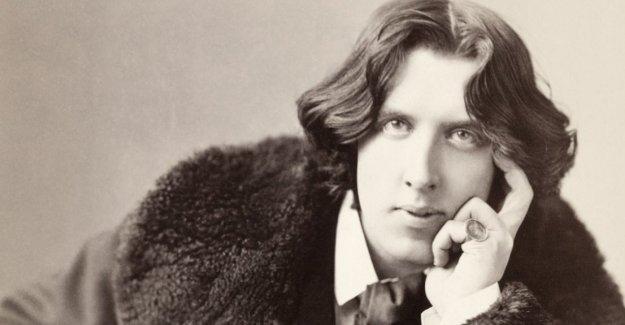 Oscar Wilde kim oluyor ya?