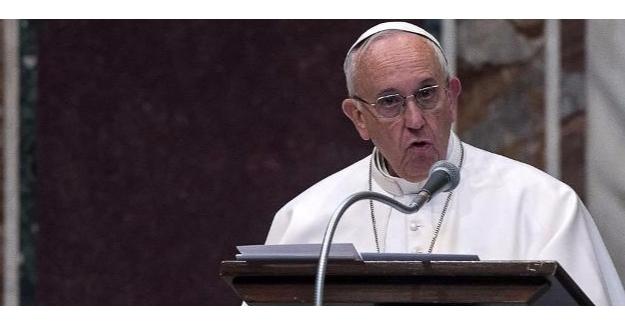 Papa Avrupa'yı çok sert eleştirdi