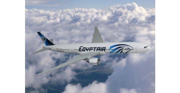 Paris'ten Mısır'a giden uçak radarda kayboldu