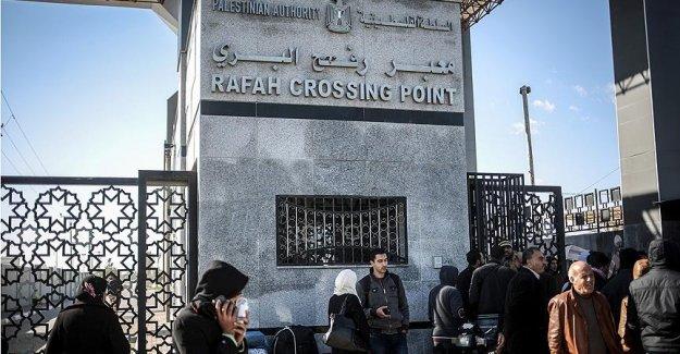 Refah Sınır Kapısı kararı