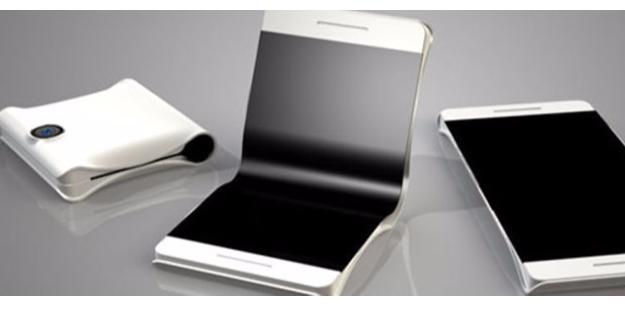 Samsung'dan devrim niteliğinde akıllı telefon!