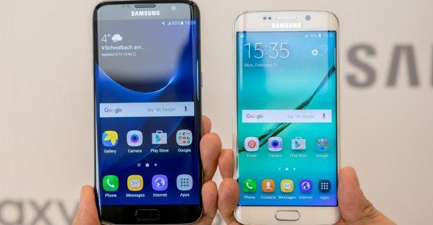 Samsung Galaxy S7 Edge'lerin home tuşu çabuk çiziliyor