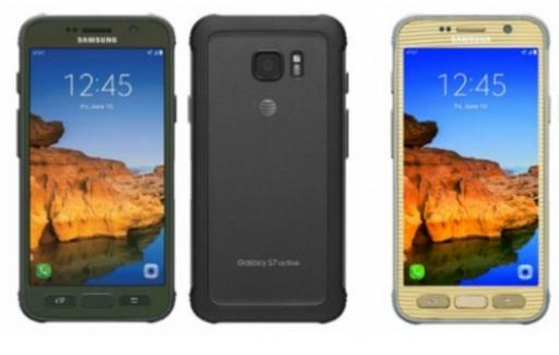 Samsung'un yeni telefonu Galaxy S7 Active'in özellikleri belli oldu