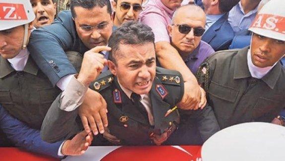 Şehit kardeşi Yarbay Mehmet Alkan'dan yine sert sözler