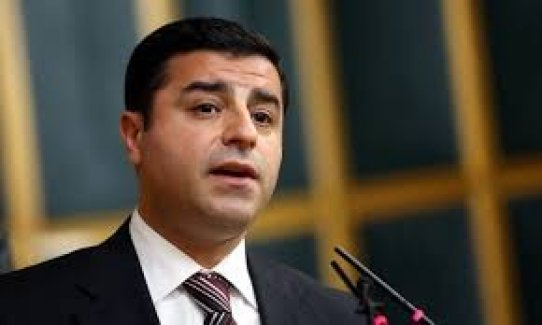 Selahattin Demirtaş: Başbakanlıktan atılacaksın!