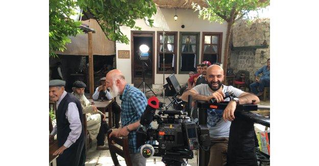 Semir Aslanyürek yeni filmi Kaos'un çekimlerinde Sony F65'yı tercih etti