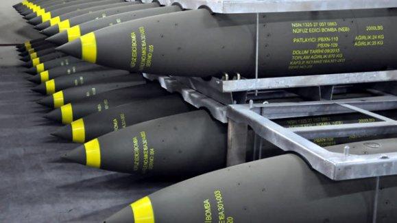 'Sığınak delen' milli bombalar PKK'nın kabusu olacak!