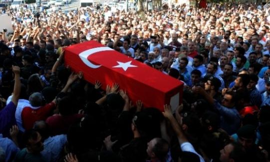 Şırnak'ta 1 polis çatışmada şehit oldu