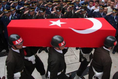 Şırnak'ta PKK'lı teröristler ateş açtı, 1 şehit