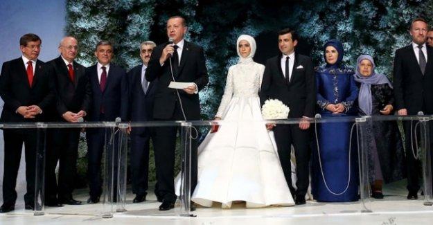 Sümeyye Erdoğan'ın gelinliğini kimin tasarladığı ortaya çıktı!