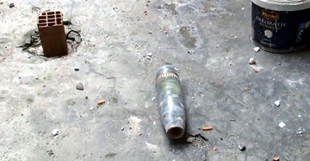 Kilis'e 2 roket mermisi daha atıldı