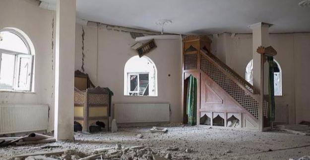 Terör Örgütü 'Camileri' Hedef Aldı